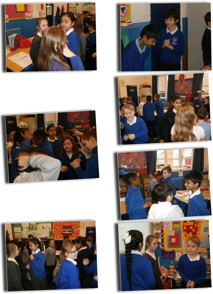 Year 4 have been learning to ask about Sports
