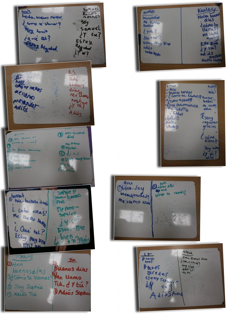 year 3 conversations writing a